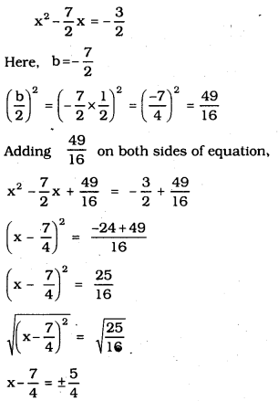 KSEEB SSLC Class 10 Maths Solutions Chapter 10 Quadratic Equations Ex 10.3 2