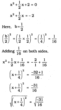 KSEEB SSLC Class 10 Maths Solutions Chapter 10 Quadratic Equations Ex 10.3 7