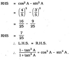 KSEEB SSLC Class 10 Maths Solutions Chapter 11 Introduction to Trigonometry Ex 11.1 13