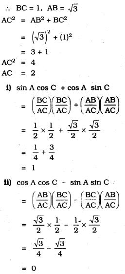 KSEEB SSLC Class 10 Maths Solutions Chapter 11 Introduction to Trigonometry Ex 11.1 15