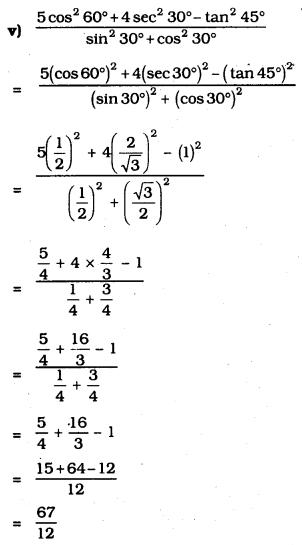 KSEEB SSLC Class 10 Maths Solutions Chapter 11 Introduction to Trigonometry Ex 11.2 5
