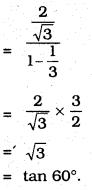 KSEEB SSLC Class 10 Maths Solutions Chapter 11 Introduction to Trigonometry Ex 11.2 9