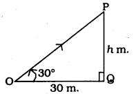 KSEEB SSLC Class 10 Maths Solutions Chapter 12 Some Applications of Trigonometry Ex 12.1 Q 4
