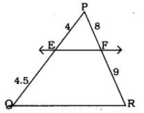 KSEEB SSLC Class 10 Maths Solutions Chapter 2 Triangles Ex 2.2 3