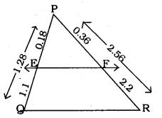 KSEEB SSLC Class 10 Maths Solutions Chapter 2 Triangles Ex 2.2 4