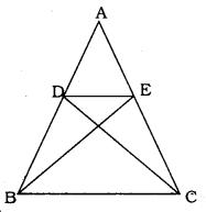 KSEEB SSLC Class 10 Maths Solutions Chapter 2 Triangles Ex 2.3 12