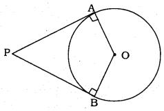 KSEEB SSLC Class 10 Maths Solutions Chapter 4 Circles Ex 4.2 10