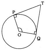 KSEEB SSLC Class 10 Maths Solutions Chapter 4 Circles Ex 4.2 2
