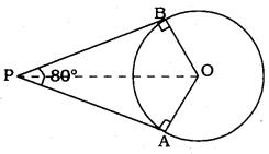 KSEEB SSLC Class 10 Maths Solutions Chapter 4 Circles Ex 4.2 3