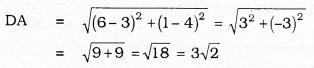 KSEEB SSLC Class 10 Maths Solutions Chapter 7 Coordinate Geometry Ex 7.1 10
