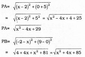 KSEEB SSLC Class 10 Maths Solutions Chapter 7 Coordinate Geometry Ex 7.1 16
