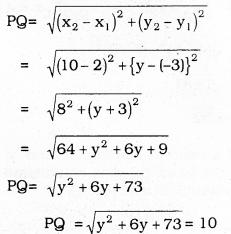 KSEEB SSLC Class 10 Maths Solutions Chapter 7 Coordinate Geometry Ex 7.1 17