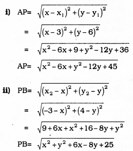 KSEEB SSLC Class 10 Maths Solutions Chapter 7 Coordinate Geometry Ex 7.1 23
