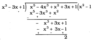 KSEEB SSLC Class 10 Maths Solutions Chapter 9 Polynomials Ex 9.3 6