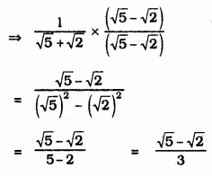 KSEEB Solutions for Class 9 Maths Chapter 1 Number Systems Ex 1.5 7
