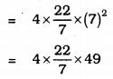 KSEEB Solutions for Class 9 Maths Chapter 13 Surface Area and Volumes Ex 13.4 Q 2.1
