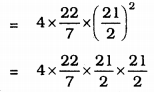 KSEEB Solutions for Class 9 Maths Chapter 13 Surface Area and Volumes Ex 13.4 Q 2.3