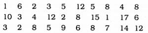 KSEEB Solutions for Class 9 Maths Chapter 14 Statistics Ex 14.2 Q 8