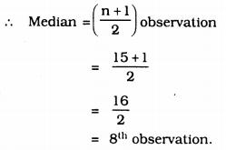 KSEEB Solutions for Class 9 Maths Chapter 14 Statistics Ex 14.4 Q 2.1