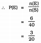 KSEEB Solutions for Class 9 Maths Chapter 15 Probability Ex 15.1 Q 3