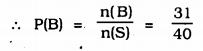 KSEEB Solutions for Class 9 Maths Chapter 15 Probability Ex 15.1 Q 8.1