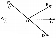 KSEEB Solutions for Class 9 Maths Chapter 3 Lines and Angles Ex 3.1 1