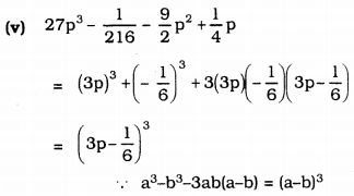KSEEB Solutions for Class 9 Maths Chapter 4 Polynomials Ex 4.5 5