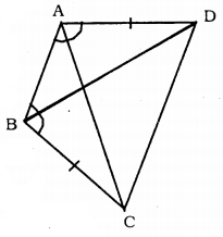 KSEEB Solutions for Class 9 Maths Chapter 5 Triangles Ex 5.1 2