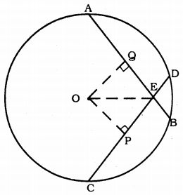 KSSEB Solutions for Class 9 Maths Chapter 12 Circles Ex 12.4 2