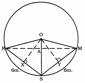 KSSEB Solutions for Class 9 Maths Chapter 12 Circles Ex 12.4 5