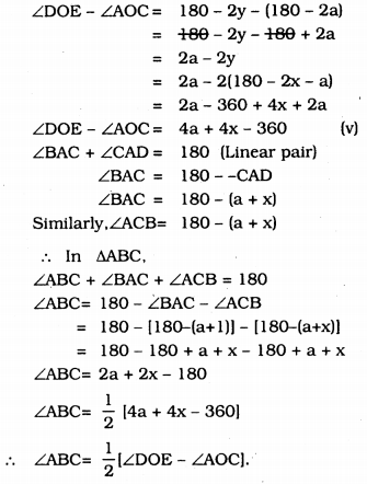 KSSEB Solutions for Class 9 Maths Chapter 12 Circles Ex 12.6 5