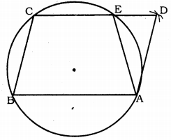 KSSEB Solutions for Class 9 Maths Chapter 12 Circles Ex 12.6 7