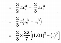 KSSEB Solutions for Class 9 Maths Chapter 13 Surface Areas and Volumes Ex 13.8 8