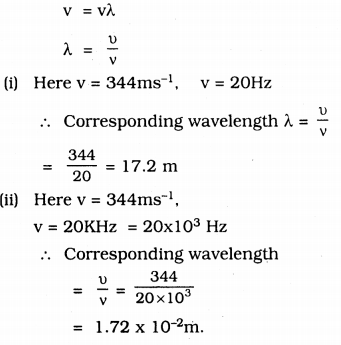 KSSEB Solutions for Class 9 Science Chapter 12 Sound 3