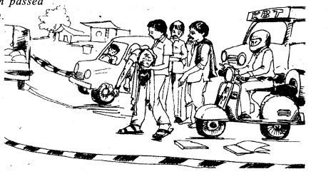 KSEEB SSLC Class 10 English Solutions Prose Chapter 2 Theres a Girl by the Tracks 7