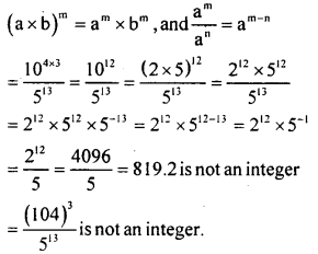 KSEEB Solutions for Class 8 Maths Chapter 10 Exponents Ex. 10.5 4