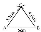 KSEEB Solutions for Class 8 Maths Chapter 12 Construction of Triangles Ex. 12.1 1