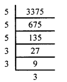 KSEEB Solutions for Class 8 Maths Chapter 5 Squares, Square Roots, Cubes, Cube Roots Ex 5.7 2