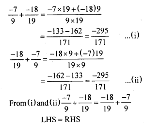 KSEEB Solutions for Class 8 Maths Chapter 7 Rational Numbers Ex 7.3 3
