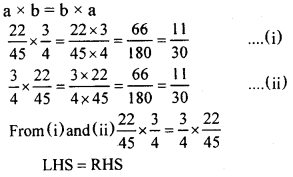 KSEEB Solutions for Class 8 Maths Chapter 7 Rational Numbers Ex 7.3 4