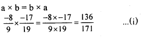 KSEEB Solutions for Class 8 Maths Chapter 7 Rational Numbers Ex 7.3 6