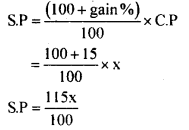 KSEEB Solutions for Class 8 Maths Chapter 9 Commercial Arithmetic Ex. 9.2 3