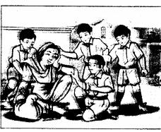 KSEEB Solutions for Class 9 Hindi वल्लरी Chapter 5 मौसी 3