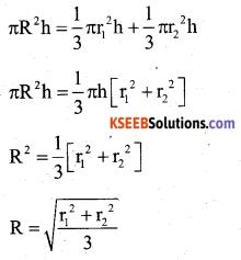 Karnataka SSLC Maths Model Question Paper 1 with Answers - 17
