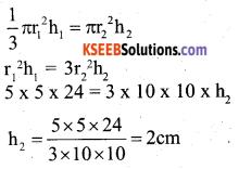 Karnataka SSLC Maths Model Question Paper 1 with Answers - 18