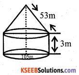 Karnataka SSLC Maths Model Question Paper 1 with Answers - 23