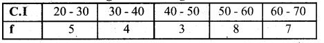 Karnataka SSLC Maths Model Question Paper 1 with Answers - 27
