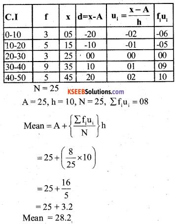 Karnataka SSLC Maths Model Question Paper 1 with Answers - 32