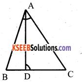 Karnataka SSLC Maths Model Question Paper 4 with Answers - 10