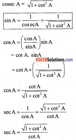 Karnataka SSLC Maths Model Question Paper 4 with Answers - 12
